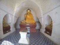 Thatbyinnyu Phaya, Bagan interior 2