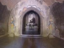 Thatbyinnyu Phaya, Bagan interior 1