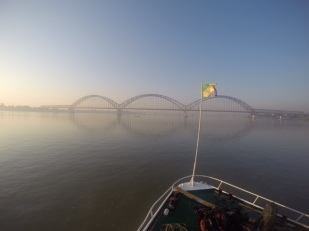 Irawaddy River Jan 17