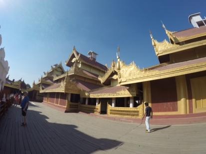 Meeting rooms Mandalay Palace