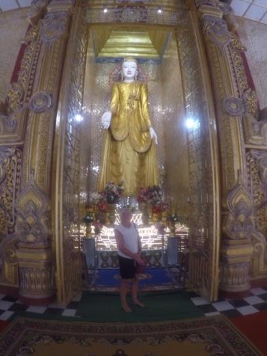 4. Kyaukthawgyi Pagoda Jan 17