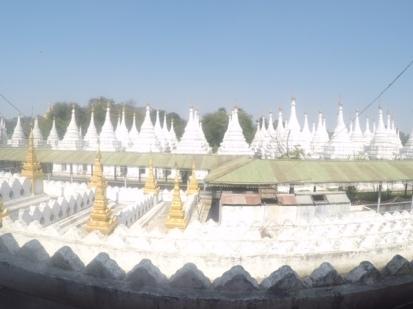 1, Sandamuni Pagoda