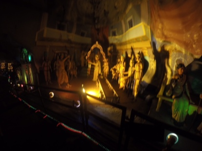 Cave inside KL