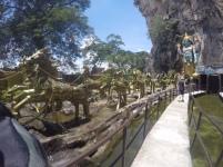 Outside Cave KL