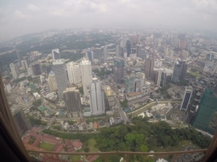 KL Tower view March 2017