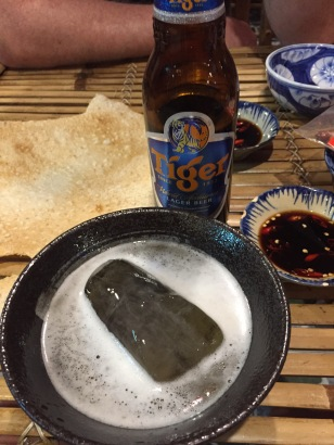 Beer in a bowl - March 2017