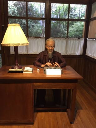 Ho Chi Minh Museum, Office in House on stilts