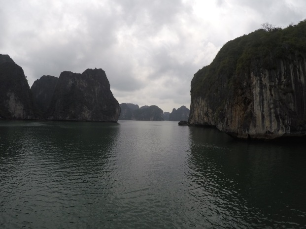 Halong Bay - March 2017 - 1