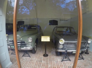 Cars used by Ho Chi Minh, Hanoi