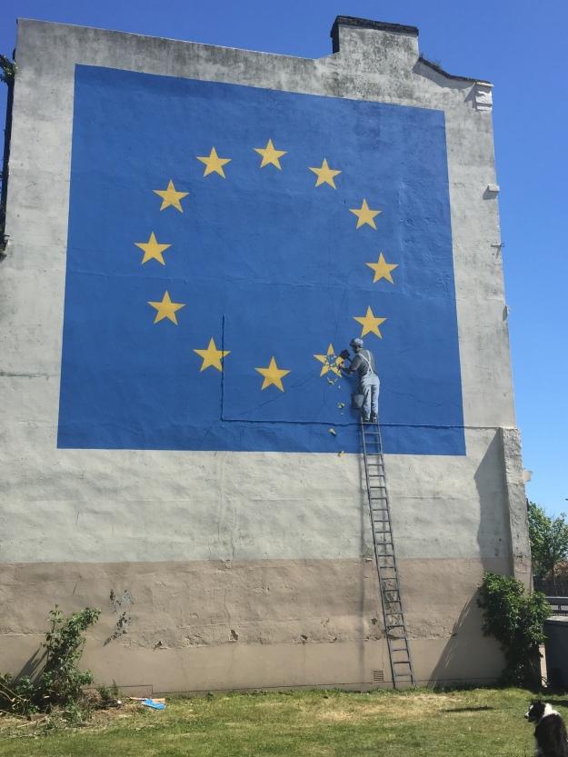1. Banksy Dover 09.05.17.