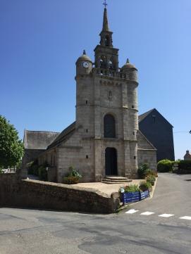 1. Lexardrieux - church 25.5.17.