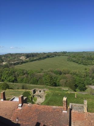 3. Dover castle view 09.05.17.