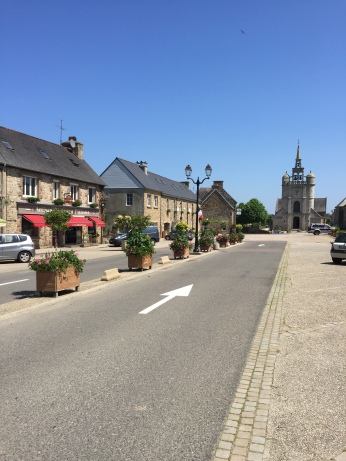 B3. Lezardrieux village - 25.5.17.