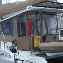 Z3. Boat in Riveira 4.8.17.