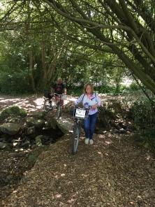 29. Bob and Gillian - bike road 3.6.17.