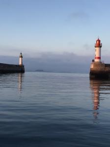 C1. Port Tudy, 9.45pm, 10.6.17.
