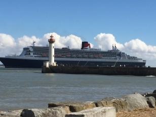 C1. Queen Mary 24.6.17.