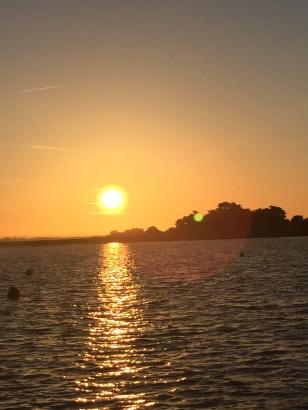 C2. Ile D'arz Sun rise - 17.6.17