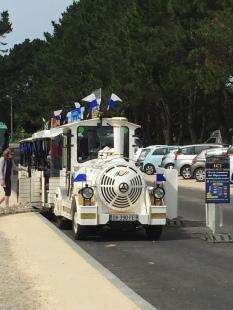 D1. Carnac trip - Road train 12.6.17.