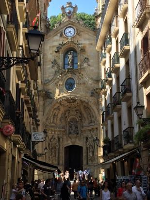 Basillica of Santa Maria