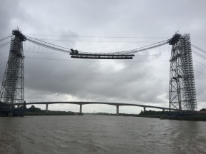 B6. Transporter Bridge - Charente River 02.07.17.