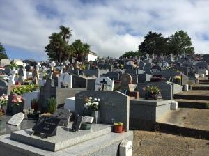 C1. Cemetery at Socoa 12.7.17.