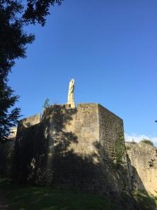 C2. Mont Urgull - San Sebastian 15.7.17.