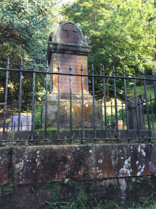D2. English Cemetery - San Sebastian 15.7.17.
