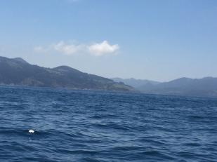 G1. Landscape from San Sebastian 16.7.17.