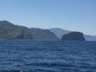 G2. Landscape from San Sebastian 16.7.17.