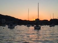 H3. Castro Urdiales sunset - 16.7.17.