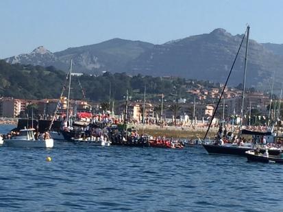 J2. Castro Urdiales - Virgen del Carmel Festival 16.7.17.