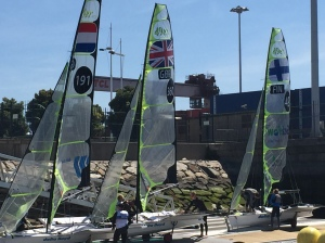A1. 49ers World championship - Leixoes 11.8.17.