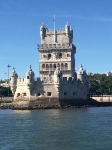A4. Torre de Belem - Lisbon 18.8.17.