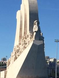 A5. Padrao dos Descobrimentos, Lisbon - 18.8.17.