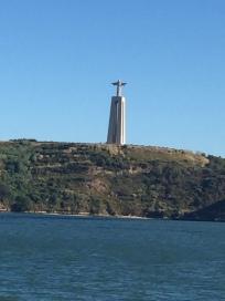 A6. Statue of Christ, Lisbon 18.8.17.