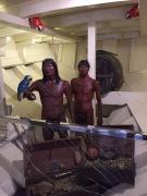 C5. Indians aboard the Pinta, Baiona 9.8.17.