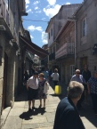 D1. Baiona old town - 9.8.17.