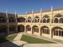 E2. Monastery, Lisbon 18.8.17.