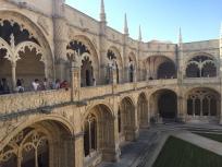 E3. Monastery, Lisbon 21.8.17.