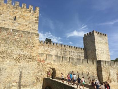 G1. Castelo de S Jorge 23.8.17.