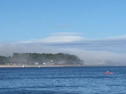 G4. Riveira - fog coming in 3.8.17.
