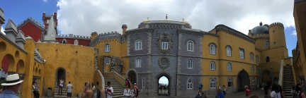 H3. Pena Palace, Sintra 27.8.17.