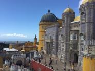 H4. Pena Palace, Sintra - 27.8.17.