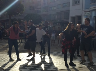 H5. Dance in Riveira 5.8.17.