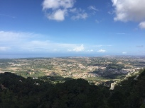 J. Views from Pena Palace, Sintra - 27.8.17.