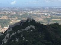 J2. Views from Castelo dos Mouros, Sintra 27.8.17.