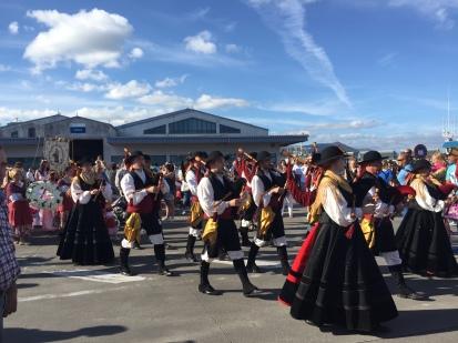 J5. Fiesta procession 5.8.17.