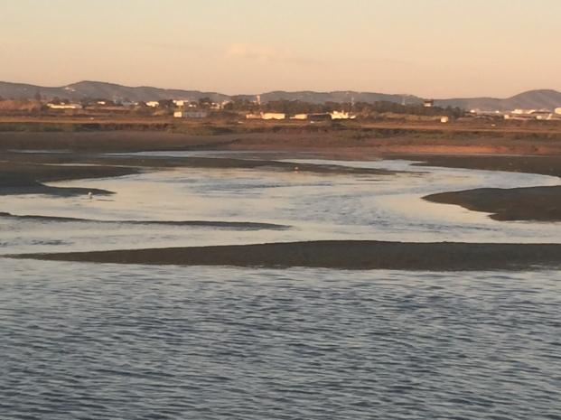 C2. Faro - tide out 17.9.17.