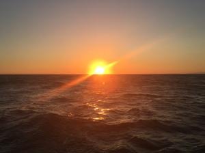 D1. Sunset - Faro 3.9.17.